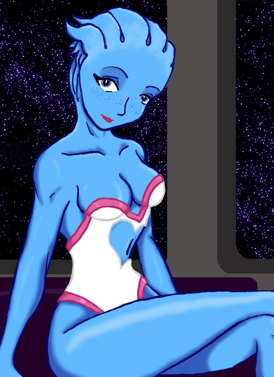 effect liara andromeda mass t'soni Lilo and stitch list of experiments