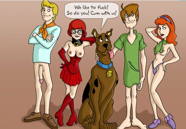 doo scooby doo abracadabra madelyn Rules of truth or dare
