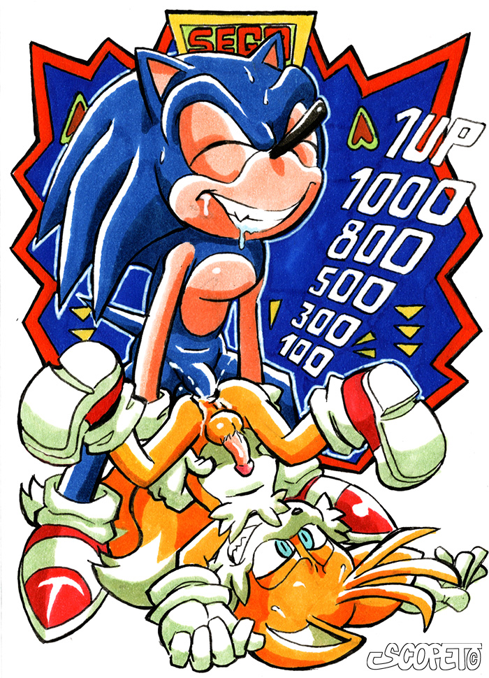the hedgehog fetish foot sonic Gay men with big muscles