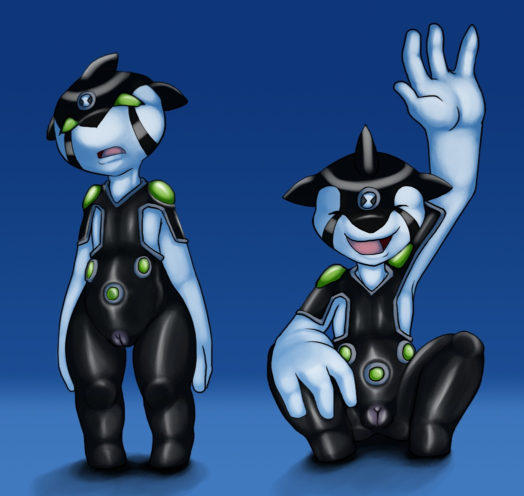 sex ben 10 and gwen Trials in tainted space delilah