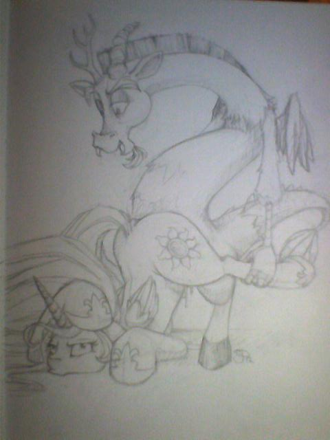 my boobs pony with little Hentai tentacles all the way through