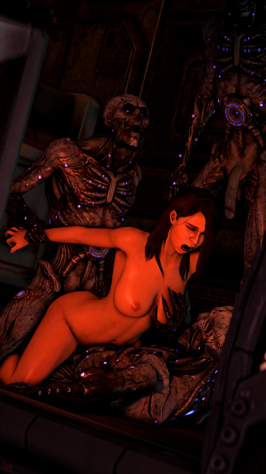 andromeda mass cora effect naked Rick griffin a&h club