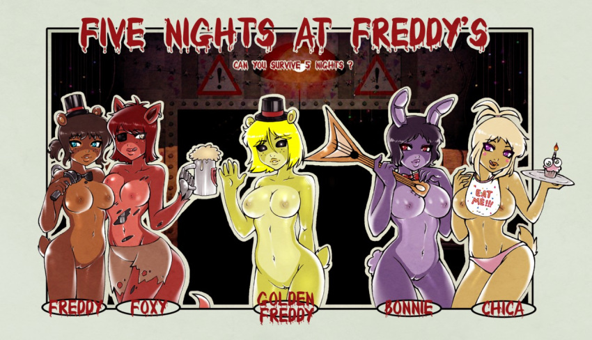 freddy's nights at girl purple five Skyrim blood of the nord