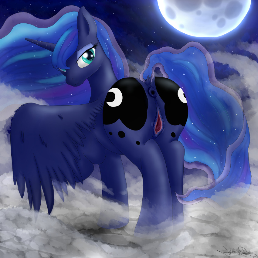 luna princess pictures pony my little Malus shadow of the colossus