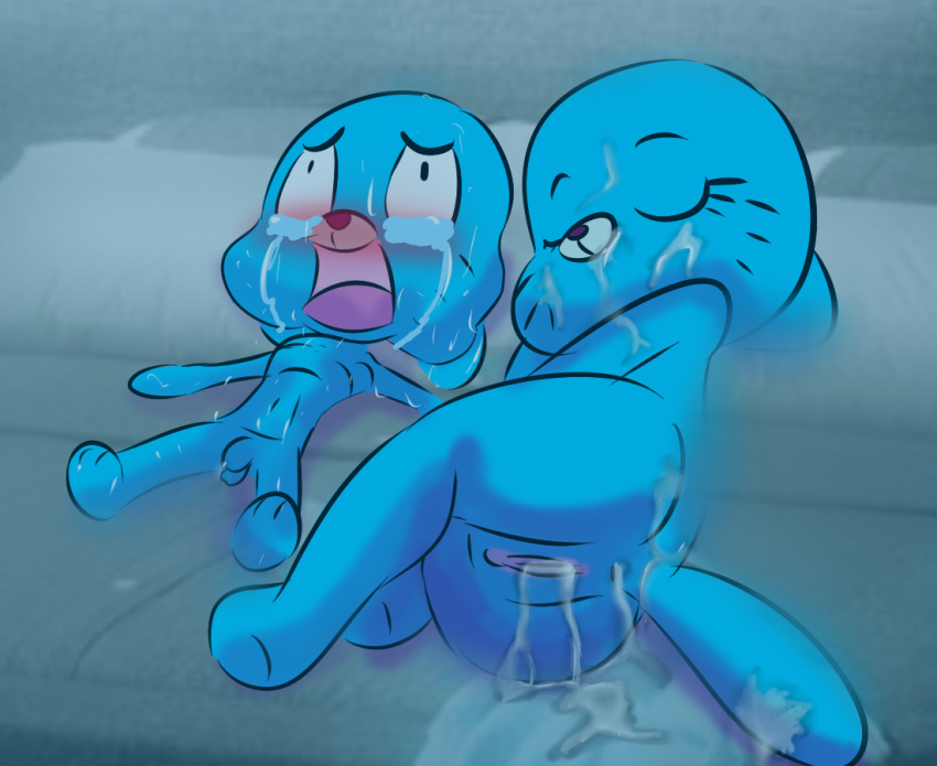 world gumball amazing fat of Is batman and robin gay