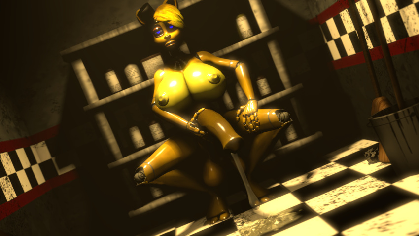 freddy nights withered at five freddy's Catherine full body rin trap